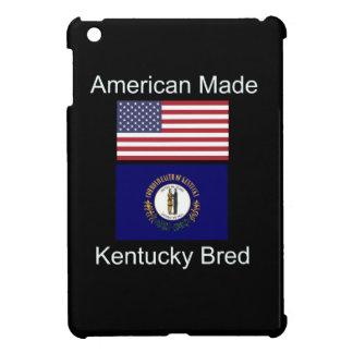 """American Born..Kentucky Bred"" Flag Design Cover For The iPad Mini"