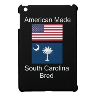 """American Born..South Carolina Bred"" Flag Design Cover For The iPad Mini"