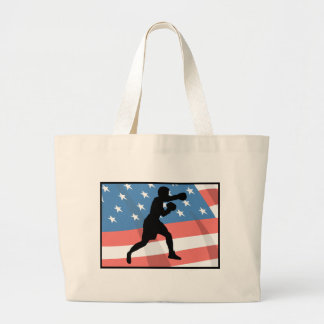 American Boxing Canvas Bags