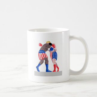 american boxing boxer knockout punch mugs