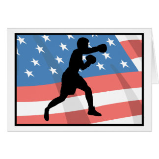 American Boxing Cards