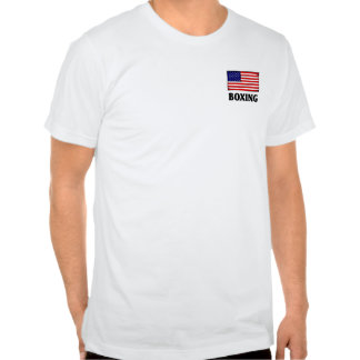 American Boxing Shirts