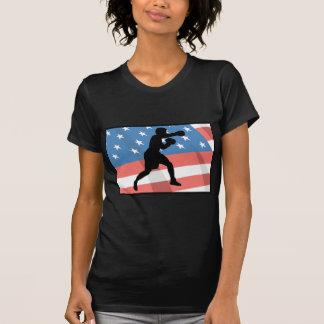 American Boxing Tee Shirts