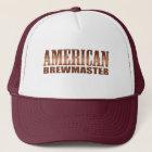 american brewmaster home brewer beer trucker hat