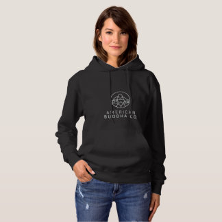 American Buddha Co. BlackOut Women's Hoodie