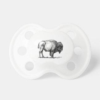 American Buffalo Bison Pacifier