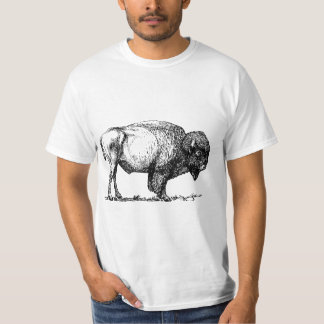 American Buffalo Bison T-Shirt