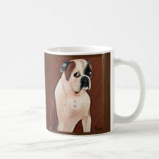 American Bull Dog Coffee Mug