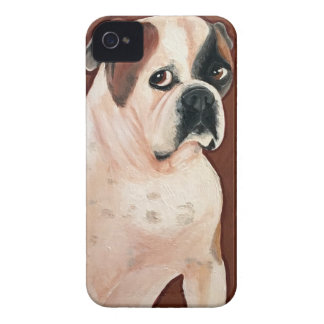 American Bull Dog iPhone 4 Case