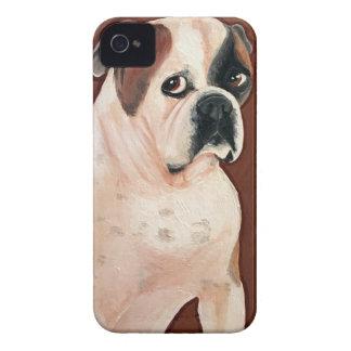 American Bull Dog iPhone 4 Cases