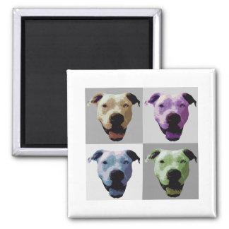 American bulldog 2 magnet