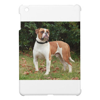 American Bulldog Dog iPad Mini Cases