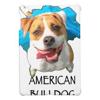 american bulldog iPad mini covers