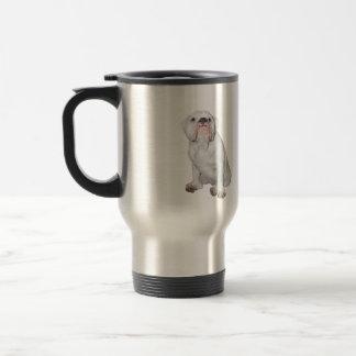 American Bulldog - White #1 Mugs