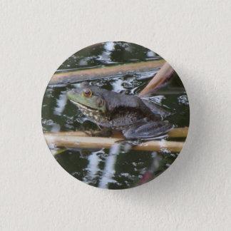 American Bullfrog 1 Inch Round Button