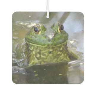 American Bullfrog Car Air Freshener