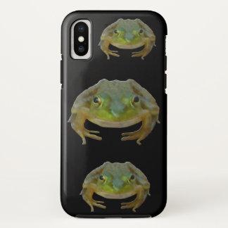 American Bullfrog iPhone X Case