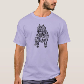 American Bully Dog T-Shirt
