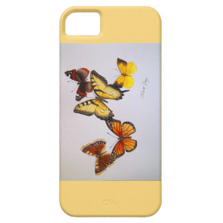 American Butterflies Case iPhone 5 Cases