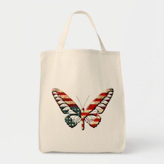 American Butterfly Bag
