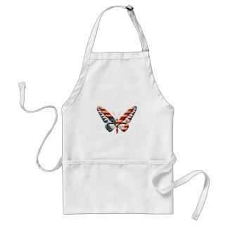 American Butterfly Standard Apron
