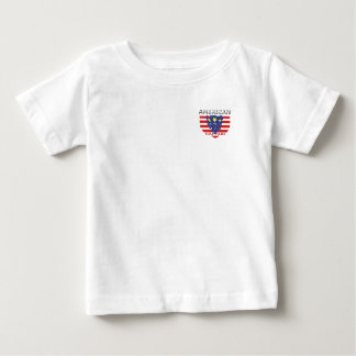 American Captain Kid XN7 Baby T-Shirt