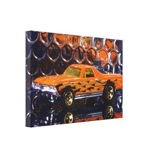 American Car III - Photoworks Jean Louis Glineur Canvas Print