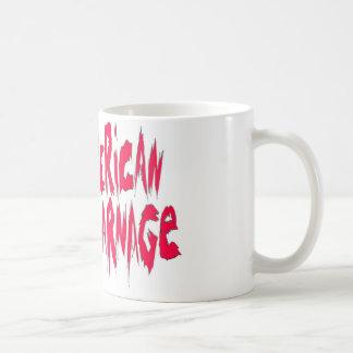 American Carnage Mug