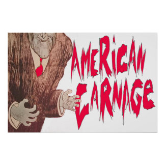 American Carnage Poster