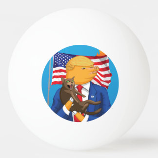 American Catastrophe Ping Pong Ball