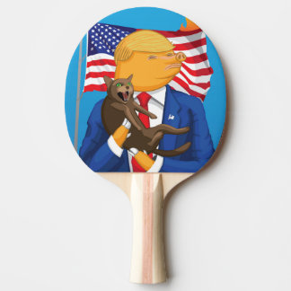 American Catastrophe Ping Pong Paddle