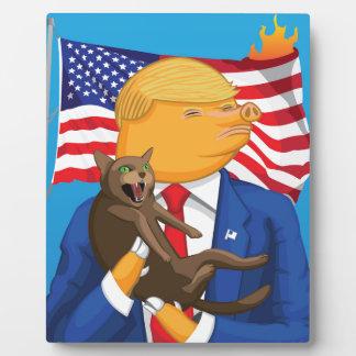 American Catastrophe Plaque