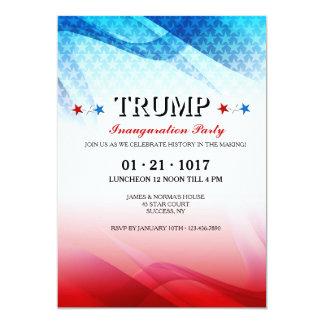American Celebration Inaugural Invitation