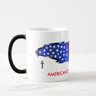 American Christian School - Eagle Mug