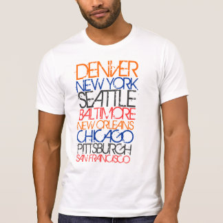 American Cities T-Shirt