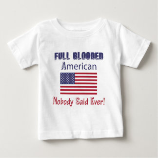 american citizen design baby T-Shirt