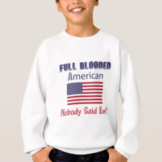 american citizen design sweatshirt