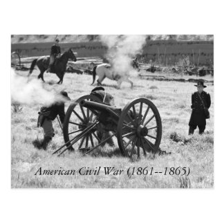 American Civil War (1861-1865) Postcard