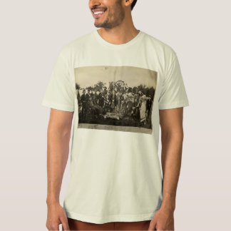 American Civil War Battalion Washington Artillery T-Shirt