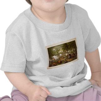 American Civil War Battle of Chancellorsville Tshirt