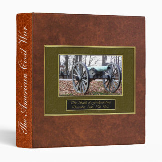 American Civil War Binder