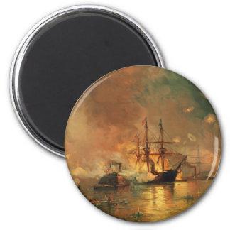 American Civil War Capture of New Orleans Magnet