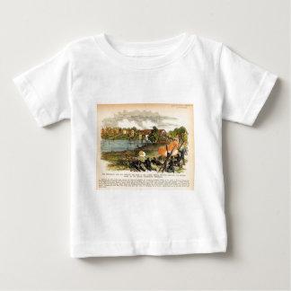 American Civil War Morgan's Raid into Kentucky Baby T-Shirt