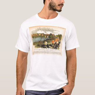 American Civil War Morgan's Raid into Kentucky T-Shirt