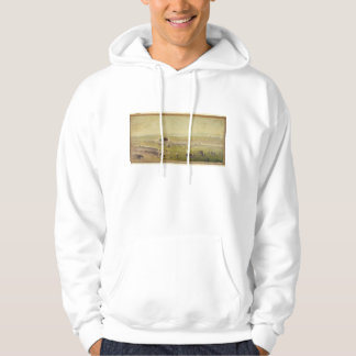 American Civil War Picketts Charge by Edwin Forbes Hoodie