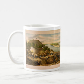 American Civil War Siege of Vicksburg in 1863 Coffee Mug