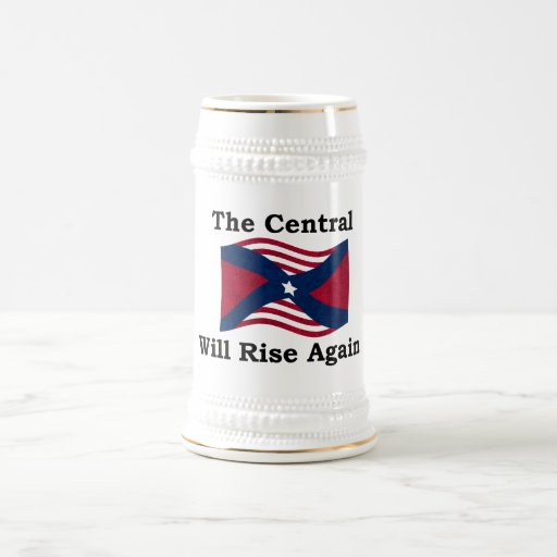 American Civil War Spoof Coffee Mug