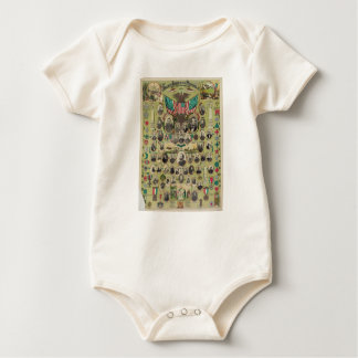American Civil War's Grand Army of the Republic Baby Bodysuit