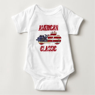 American Classic Baby Bodysuit