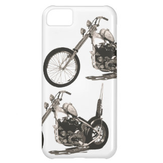 American Classic Chopper Motorcycle iPhone 5C Cases